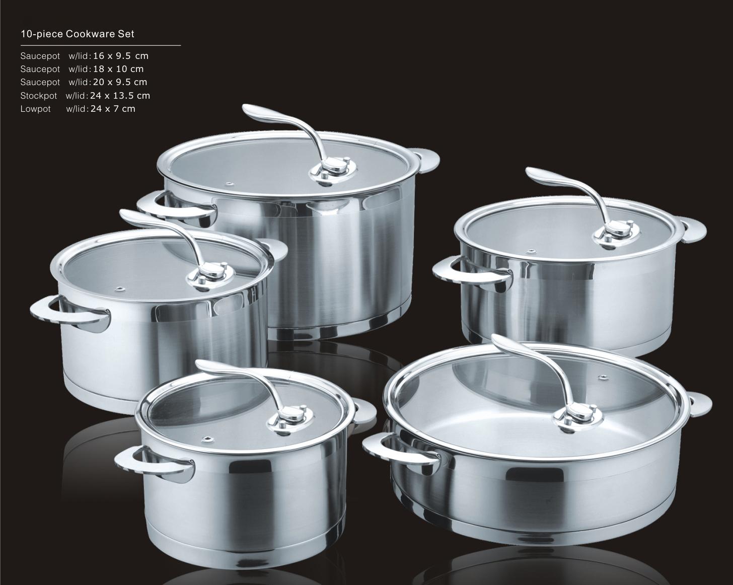 不锈钢多用汤锅