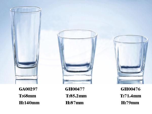 四角玻璃杯